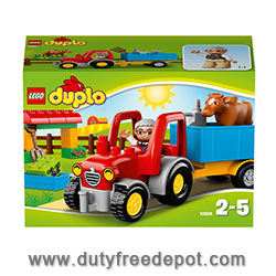 LEGO DUPLO Farm Tractor 29 Pieces