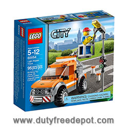 LEGO Light Repair Truck