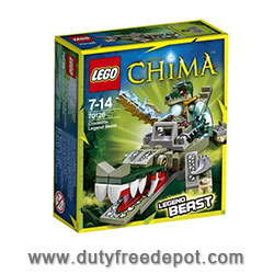 LEGO Crocodile Legend Beast V29