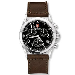 Victorinox Swiss Army Infantry Vintage Chrono (model: 24071)
