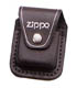 Zippo Leather Pouch - Black