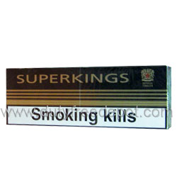 How much is a packet of cigarettes Mild Seven in United Kingdom