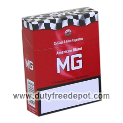 MG Red 20'S Cigarettes