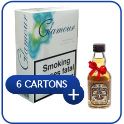 Get coupons Gauloises cigarettes
