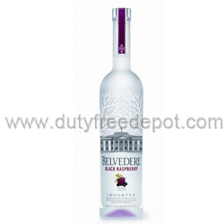 Belvedere Black Raspberry  40%(1L)