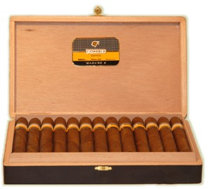 Cohiba Maduro 5 Genios Box of 25 Havana cigars