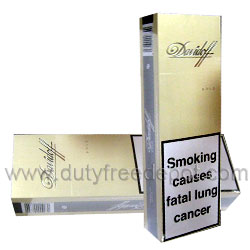Cheap Davidoff Gold Cigarette – buy online cigarette at Duty Free ...