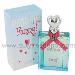 Moschino Funny! EDT (100 ml./3.4 oz.)