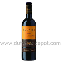Concha Y Toro Sunrise Merlot (750 ml.)