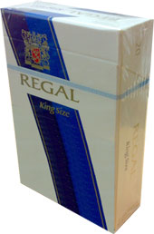 6 Cartons Of  Regal Cigarettes