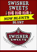 Special Price-50 Cigars King Edward Swisher Sweets Blunt (10 packs of 5 Cigars)