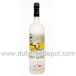 Grey Goose Lemon Vodka 40% (1L)